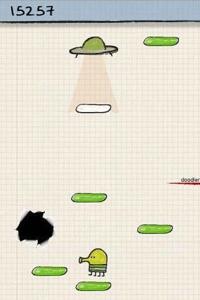 Doodle Jump iPhone, thumbnail 1
