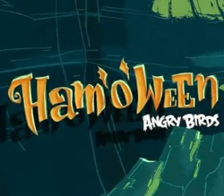 Angry Birds Seasons Ham'o'ween 3-star video walkthroughs ...