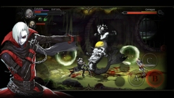 Never Gone is a stylish Gothic hack-n-slash available now on iOS