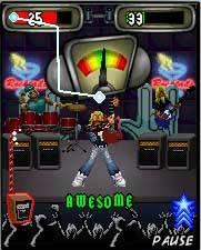 Guitar Hero III: Backstage Pass Mobile, thumbnail 1