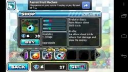 Slime vs. Mushroom 2 Android, thumbnail 1