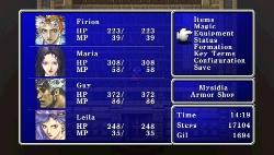 Final Fantasy II PSP, thumbnail 1