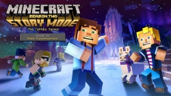Jesse and the gang are cooling off in Minecraft: Story Mode - Season Two's newest trailer
