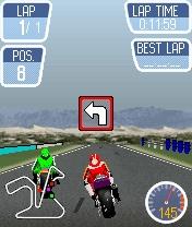 MotoGP 3 Mobile, thumbnail 1