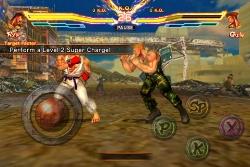 Street Fighter X Tekken Gauntlet iPhone, thumbnail 1