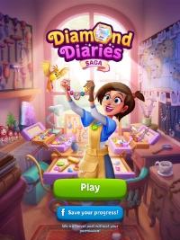 Diamond Diaries Saga  iPhone, thumbnail 1