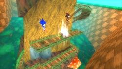 Sonic Rivals PSP, thumbnail 1