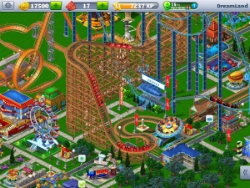 Rollercoaster Tycoon 4 Mobile Android, thumbnail 1