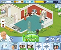 Awesome Eas Facebook Life Simulation Game The Sims Social Approaching 30 Hairstyle Inspiration Daily Dogsangcom