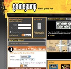 GameJump.com Mobile, thumbnail 1