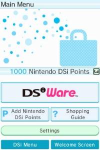 DSiWare DSi, thumbnail 1