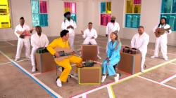Watching The Roots and Ariana Grande jam out with Nintendo Labo is everything I hoped it would be