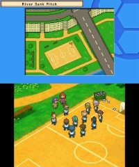 Inazuma Eleven 3: Bomb Blast / Lightning Bolt 3DS, thumbnail 1