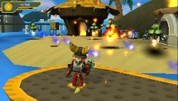Ratchet & Clank: Size Matters PSP, thumbnail 1