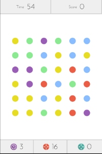 Dots: A Game About Connecting iPhone, thumbnail 1
