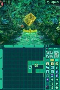 Etrian Odyssey II: Heroes of Lagaard DS, thumbnail 1