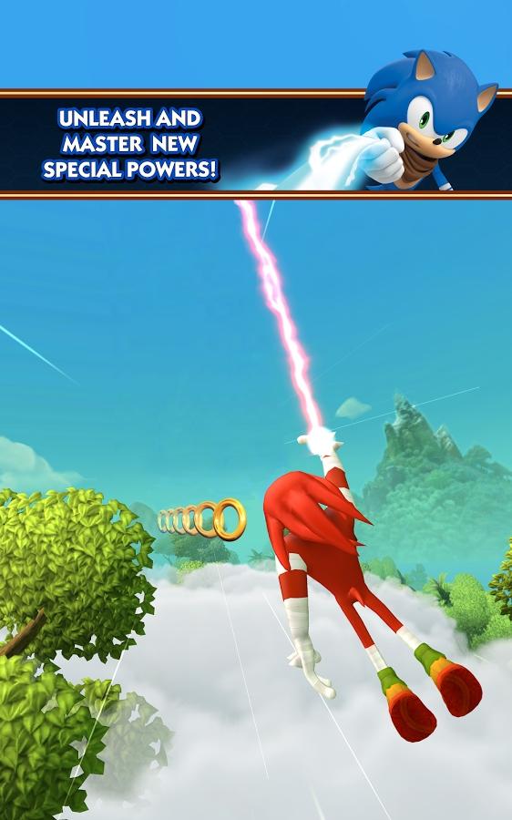Sonic Dash 2: Sonic Boom Android, thumbnail 1