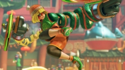 ARMS gets a new character and releases on June 16th on Nintendo Switch