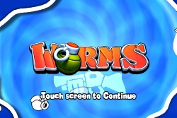 [HOT] HD games for your android phone! Worms_iphone