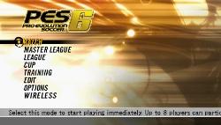 Pro Evolution Soccer 6 PSP, thumbnail 1