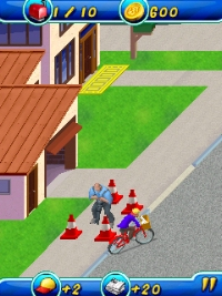 Paperboy: Special Delivery Mobile, thumbnail 1
