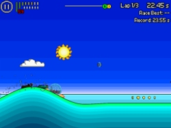Pixel Boat Rush iPad, thumbnail 1