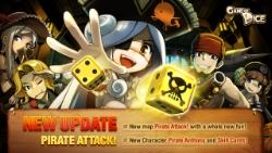 Game of Dice has received a massive Pirate Attack update