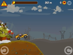 Zombie Road Trip iPad, thumbnail 1