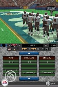 Madden NFL 09 DS, thumbnail 1