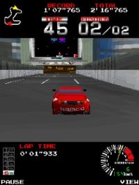 Ridge Racer 3D (mobile) Mobile, thumbnail 1
