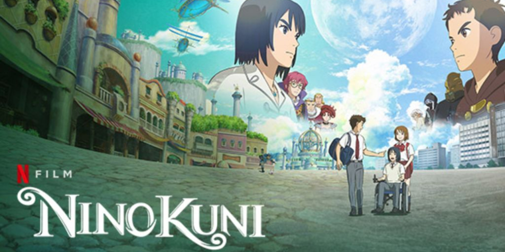 Ni no Kuni anime movie hits Netflix on January 16th
