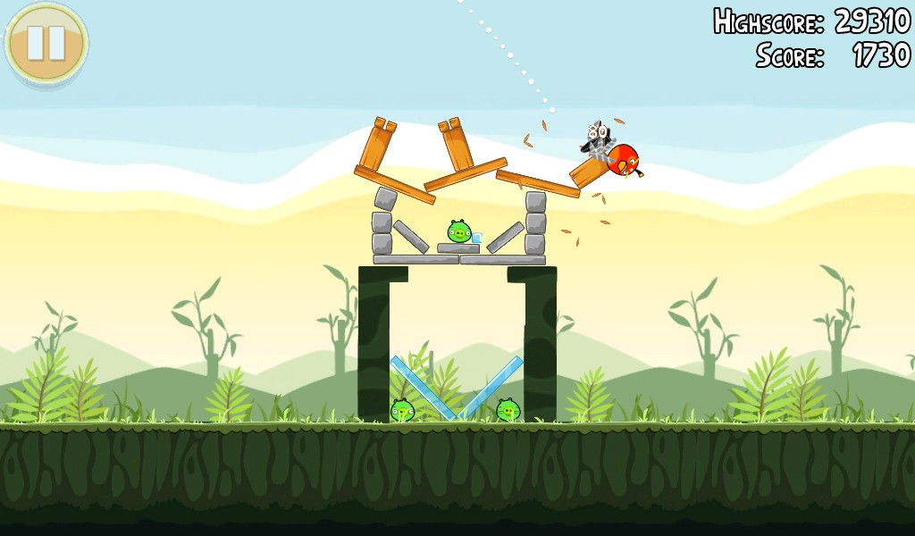 The best 5 iPhone and Android games for Angry Birds fans — A celebration of the catapult