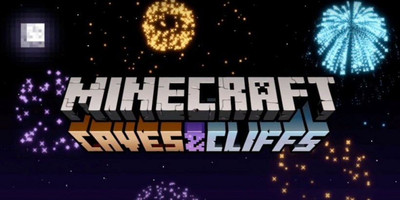 Minecraft's Cave & Cliffs update will now be released in two parts over this year