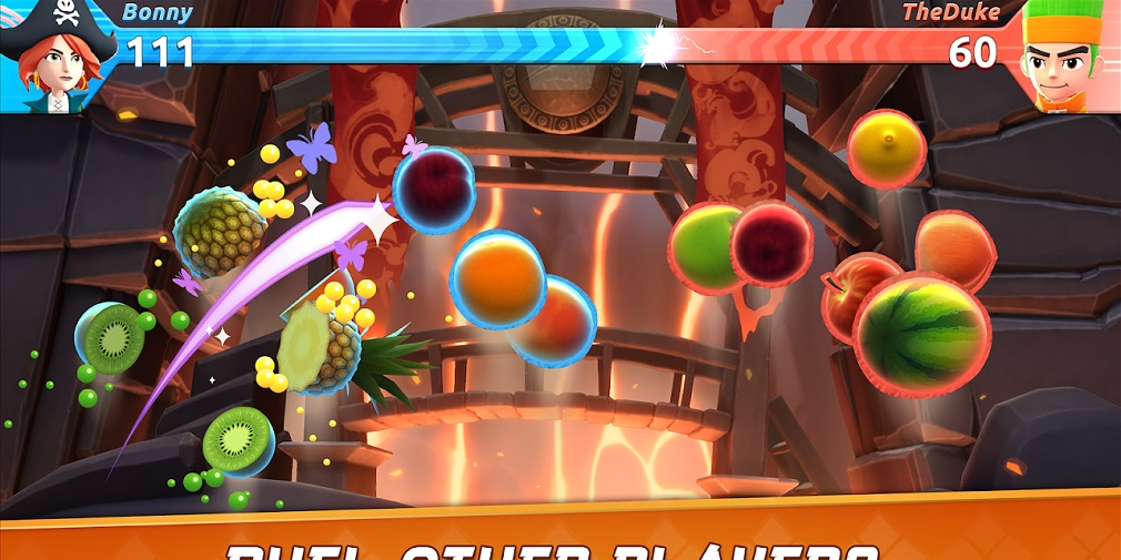 Chaotic fruit-slicing Fruit Ninja 2 now available worldwide