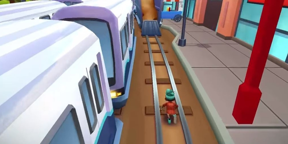 Subway Surfers: Three things you should know about the mobile hit