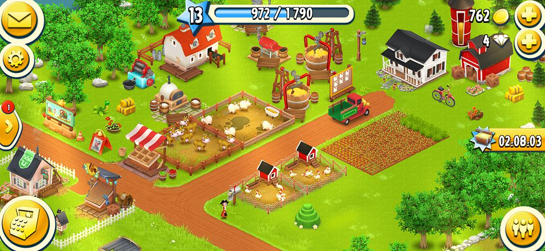 Need friends in Hay Day? Things you can do with friends, and the best place to find and share your code
