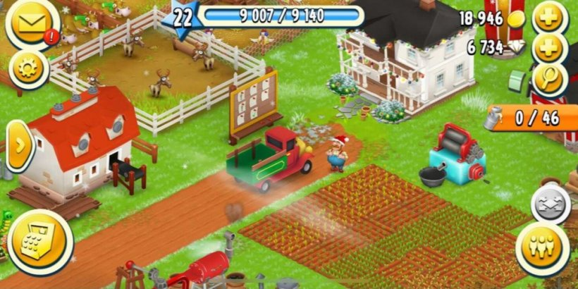 Hay Day: Sanctuary; Where is it, how do you get it and what does it do?