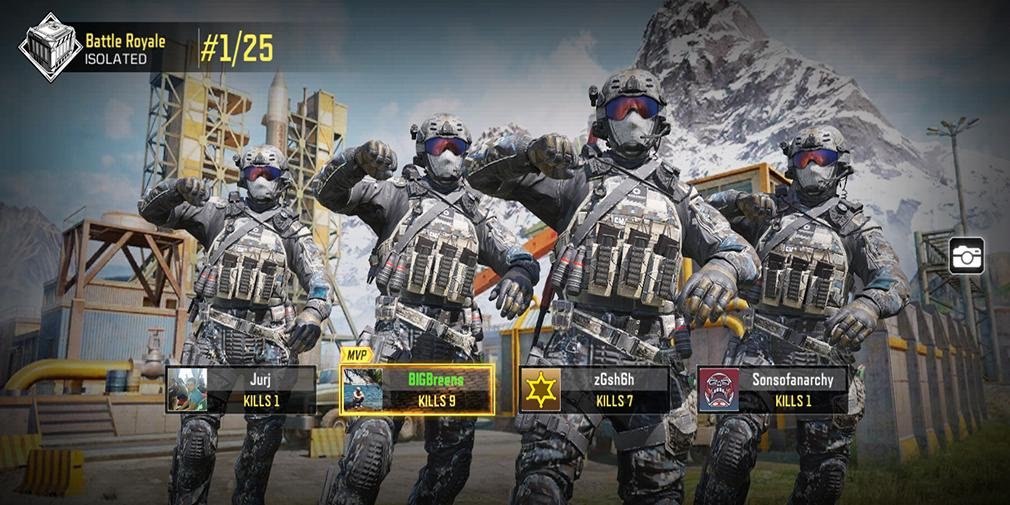 Call of Duty Mobile cheats, tips - Battle royale tips for victory