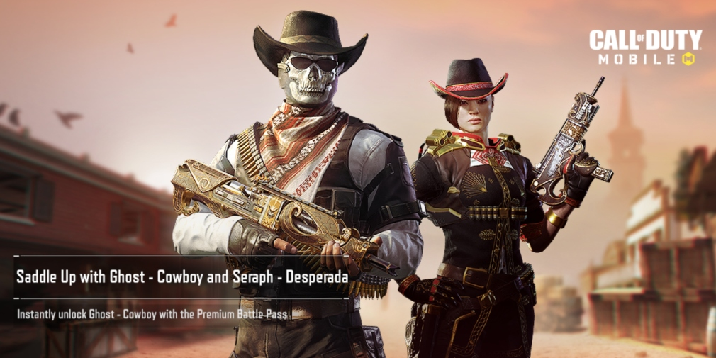 Season 6 of Call of Duty Mobile will have a Wild West theme and introduce new weapons, modes, operator skills and more