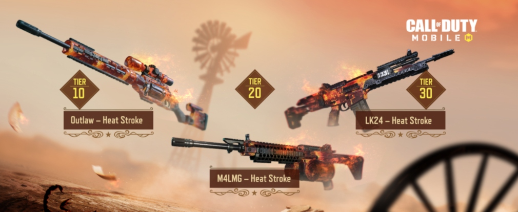 Call of Duty Mobile now has new weapons available in the credit store