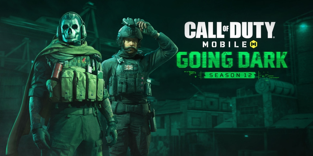 Call of Duty Mobile's Season 12, Going Dark, gets underway and introduces Night Mode