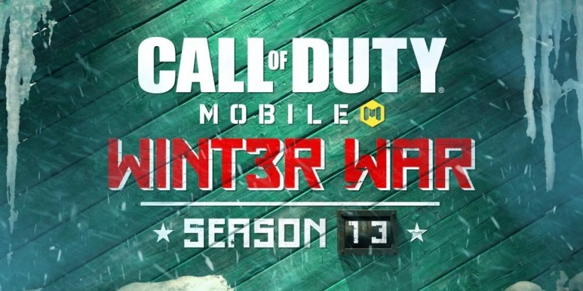 Call of Duty Mobile's 13th season starts on Monday, bringing new maps, game modes and more