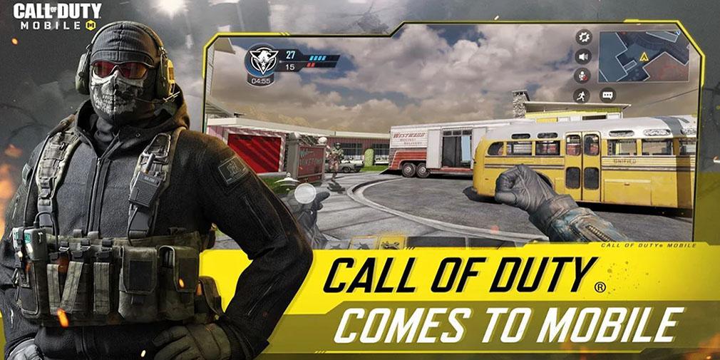 Call of Duty Mobile : liste des codes cadeaux d'avril 2021
