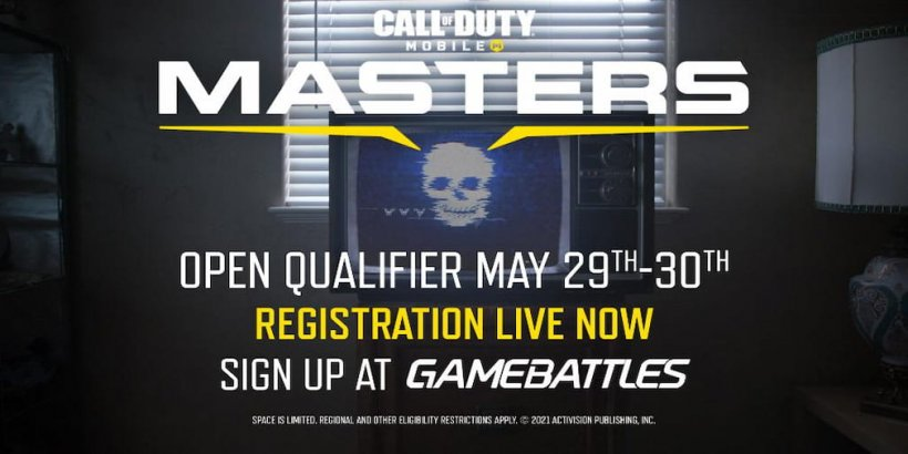 Activision announces the Call of Duty: Mobile Masters esports tournament for Europe and NA