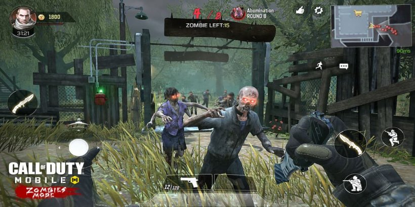 Call of Duty: Mobile Zombies - Where are they?