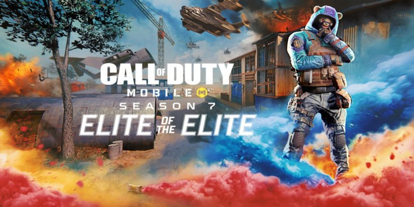 Call of Duty Mobile Season 7: Elite of the Elite launches today with two new maps, a battle pass and a surprise collaboration