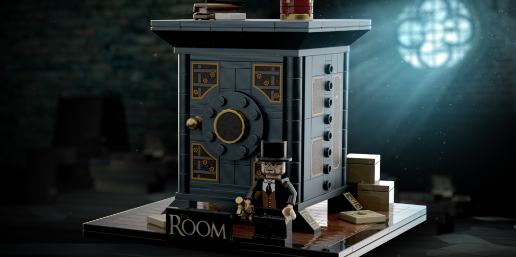 This LEGO set based on The Room needs your support on LEGO Ideas