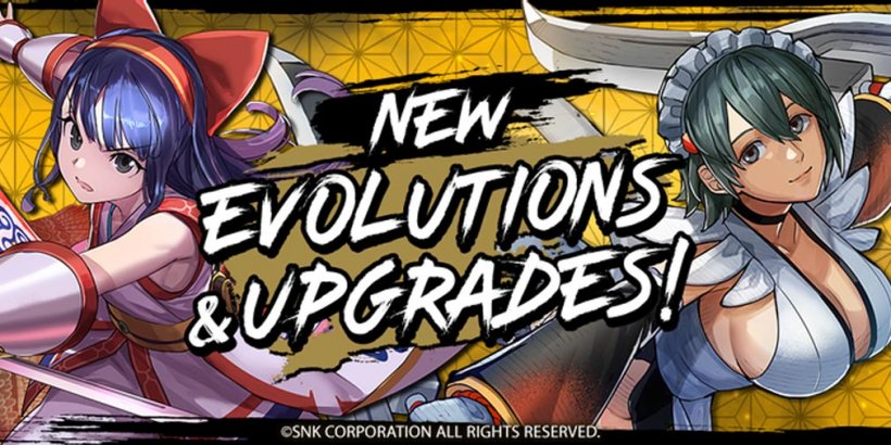Puzzle & Dragons brings back Samurai Shodown characters and adds new dungeons in latest collab update