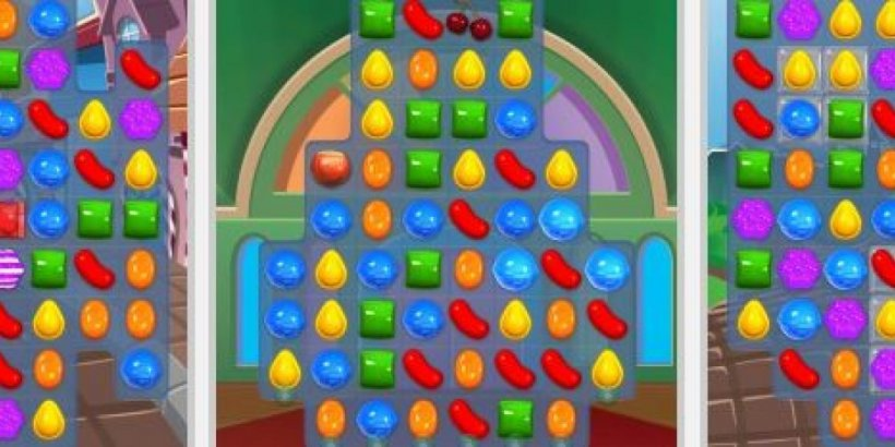 How many levels are there in Candy Crush Saga?