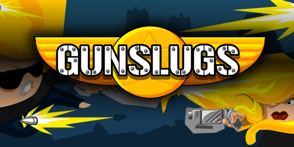 Gunslugs, OrangePixel's side-scrolling action game, will release for Nintendo Switch tomorrow